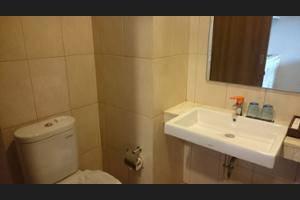 Student Park Hotel & Apartment Yogyakarta - Bathroom