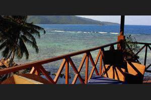 Breve Azurine Lagoon Retreat Karimun Jawa - Terrace/Patio