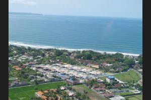 C151 Luxury Smart Villas Resort Bali - Aerial View