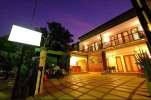 Villa Mataano Lombok - Hotel Entrance