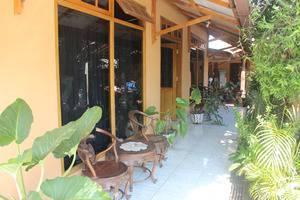 Wisma Pagar Alam Belitung - Teras