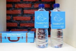Airy Eco Syariah Tanjung Priok Swasembada Barat Lima 8 Jakarta - Mineral Water
