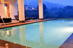 4 BR Pool Villa Dago Mountain Views