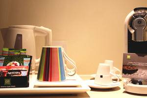 All Seasons Gajah Mada - Coffee Machine