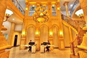 Next Tuban Hotel Bali - Lobi