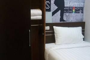 JAV Front One Hotel Lahat - standart untuk 1 orang