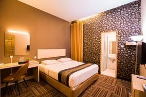 Mine Home Hotel Bandung - Superior tempat tidur double