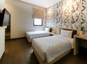 Hotel 88 Mangga Besar 62 - Deluks Twin