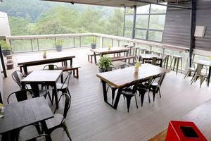 Citihub Hotel at Jagoan Magelang - Rooftop Cafe