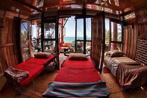 Karang Aji Beach Villa Sukabumi - Kamar