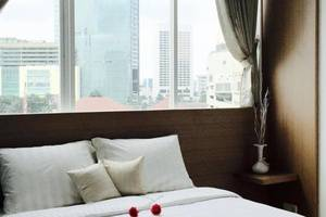 Residence 100 Jakarta - Kamar tamu