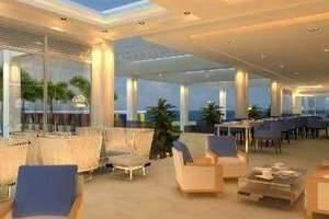 Lv8 Resort Hotel Bali - Restaurant