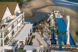 Lv8 Resort Hotel Bali - View