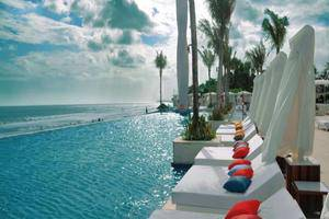 Lv8 Resort Hotel Bali - View
