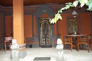 Puri Saraswati Bungalows Bali - Teras