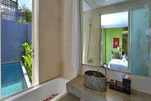 Tjendana Villas Nusa Dua - One Bedroom Private Pool Villa