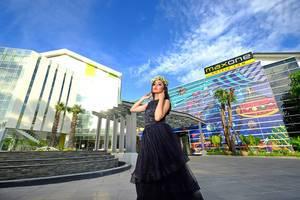 MaxOneHotels at Resort Delia Makassar - Pintu Masuk