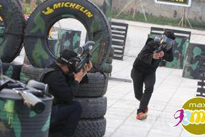 MaxOneHotels at Resort Delia Makassar - Paintball