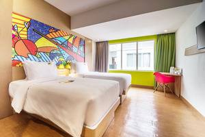 MaxOneHotels at Resort Delia Makassar - Max Happiness Twin