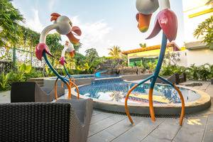 MaxOneHotels at Resort Delia Makassar - Kolam Anak-Anak Outdoor
