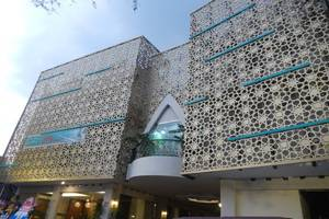 Grand Amira Hotel Solo - Tampilan Luar Hotel