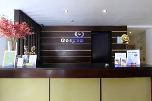 Gosyen Hotel Bali - Front Desk
