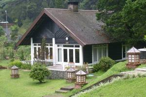 Puncak Pass Resort Cianjur - Exterior