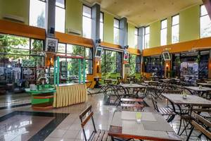 NIDA Rooms Jalan Colombo Tugu Station Yogyakarta - Restoran