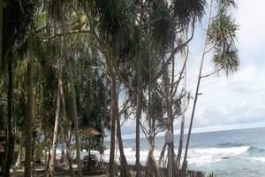 Collin Beach Hotel Ambon - Pemandangan