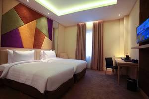 LA'RIZ Wthree Lagaligo Makassar - Deluxe Tempat Tidur Twin