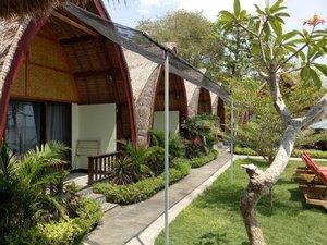 Krisna Bungalow and Restaurant Lombok - deluxe