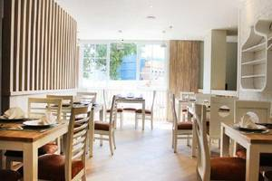 Stori Hotel Ambon Maluku - Ruang makan