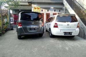 Tar Tar Homestay Malang - Parkir Area