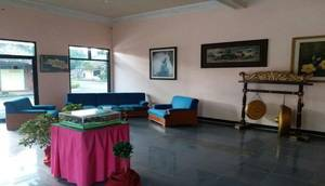 Cleopatra Beach & Resort Hotel Sukabumi - interior