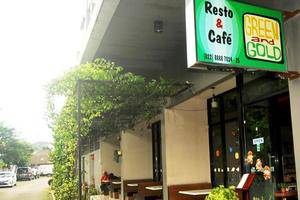 High Livin Apartment Bandung - Resto and Cafe