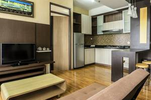 High Livin Apartment Bandung - Premier Family Apartment