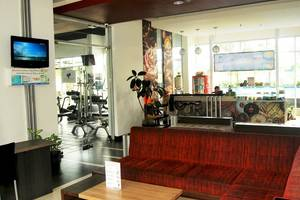 High Livin Apartment Bandung - Lounge