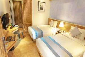 Horison Jimbaran Hotel Bali - Deluxe Twin