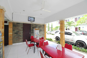 Airy Denpasar Barat Dalung Pondok Asri 9 Bali - Entrance