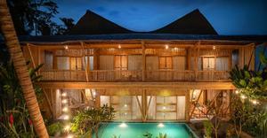 Luxury Bamboo Hostel