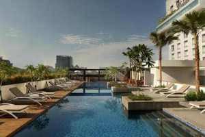 Hotel Santika Medan Medan - Pool