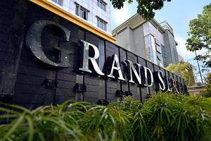 Grand Serela Setiabudhi - Appearance