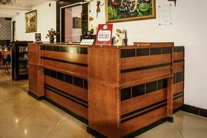 NIDA Rooms Cicendo Trans Bandung - Resepsionis