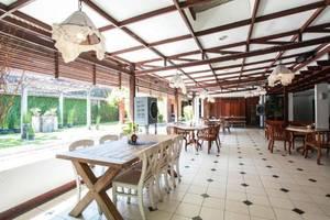 Hotel Wisma Sunyaragi Cirebon - Restoran