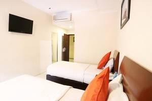 Hyper Inn Bandung - Deluxe Twin