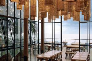 Dusun Bambu Family Leisure Park Bandung - Interior