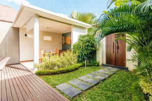 ZEN Premium Umalas Bumbak Villa Bali - Teras