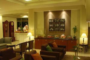 Hotel Gajahmada Pontianak - lobby