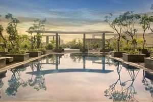 Solo Paragon Hotel Solo - Kolam Renang
