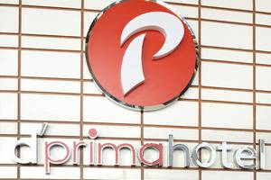 d'primahotel Airport Jakarta IA - Front Logo